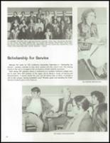 1973 Los Angeles Baptist High School Yearbook Page 42 & 43