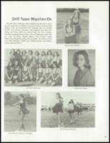 1973 Los Angeles Baptist High School Yearbook Page 46 & 47