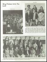 1973 Los Angeles Baptist High School Yearbook Page 48 & 49
