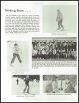 1973 Los Angeles Baptist High School Yearbook Page 54 & 55