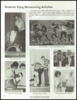 1973 Los Angeles Baptist High School Yearbook Page 56 & 57