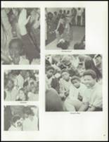 1973 Los Angeles Baptist High School Yearbook Page 60 & 61