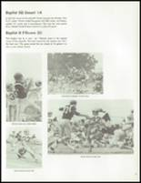 1973 Los Angeles Baptist High School Yearbook Page 74 & 75