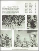 1973 Los Angeles Baptist High School Yearbook Page 80 & 81