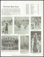 1973 Los Angeles Baptist High School Yearbook Page 82 & 83