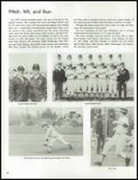1973 Los Angeles Baptist High School Yearbook Page 84 & 85
