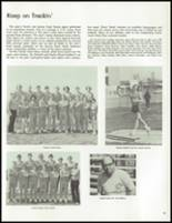 1973 Los Angeles Baptist High School Yearbook Page 86 & 87