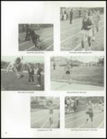 1973 Los Angeles Baptist High School Yearbook Page 88 & 89
