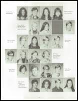 1973 Los Angeles Baptist High School Yearbook Page 98 & 99
