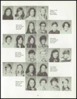 1973 Los Angeles Baptist High School Yearbook Page 100 & 101