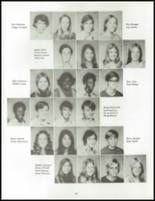 1973 Los Angeles Baptist High School Yearbook Page 102 & 103
