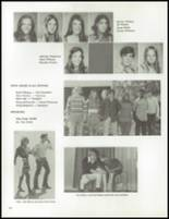 1973 Los Angeles Baptist High School Yearbook Page 104 & 105