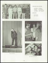 1973 Los Angeles Baptist High School Yearbook Page 108 & 109