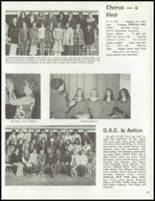 1973 Los Angeles Baptist High School Yearbook Page 112 & 113