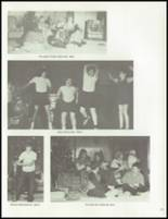 1973 Los Angeles Baptist High School Yearbook Page 116 & 117