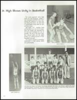 1973 Los Angeles Baptist High School Yearbook Page 118 & 119