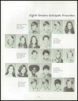 1973 Los Angeles Baptist High School Yearbook Page 124 & 125