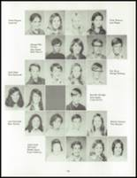 1973 Los Angeles Baptist High School Yearbook Page 126 & 127