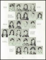 1973 Los Angeles Baptist High School Yearbook Page 130 & 131