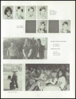 1973 Los Angeles Baptist High School Yearbook Page 132 & 133