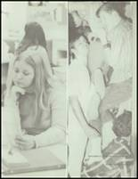 1973 Los Angeles Baptist High School Yearbook Page 134 & 135
