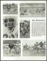 1973 Los Angeles Baptist High School Yearbook Page 136 & 137
