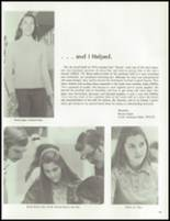 1973 Los Angeles Baptist High School Yearbook Page 146 & 147