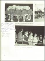 1968 East Bay High School Yearbook Page 16 & 17