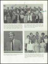 1968 East Bay High School Yearbook Page 28 & 29