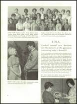 1968 East Bay High School Yearbook Page 32 & 33