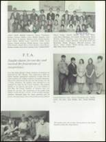 1968 East Bay High School Yearbook Page 36 & 37