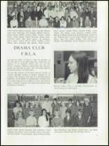 1968 East Bay High School Yearbook Page 40 & 41