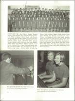 1968 East Bay High School Yearbook Page 46 & 47