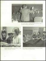 1968 East Bay High School Yearbook Page 48 & 49