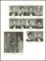 1968 East Bay High School Yearbook Page 68 & 69
