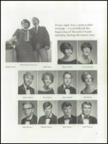 1968 East Bay High School Yearbook Page 70 & 71