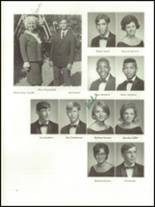 1968 East Bay High School Yearbook Page 74 & 75