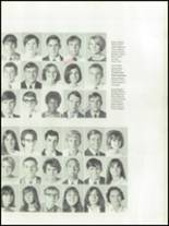 1968 East Bay High School Yearbook Page 82 & 83