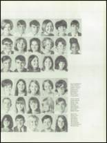 1968 East Bay High School Yearbook Page 84 & 85