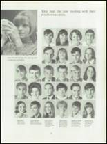 1968 East Bay High School Yearbook Page 90 & 91