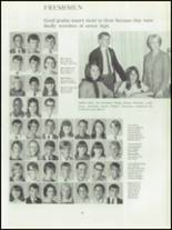 1968 East Bay High School Yearbook Page 92 & 93