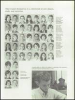 1968 East Bay High School Yearbook Page 94 & 95