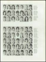 1968 East Bay High School Yearbook Page 98 & 99