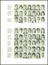 1968 East Bay High School Yearbook Page 102 & 103