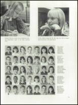 1968 East Bay High School Yearbook Page 104 & 105