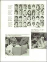1968 East Bay High School Yearbook Page 106 & 107