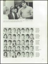 1968 East Bay High School Yearbook Page 108 & 109
