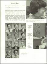 1968 East Bay High School Yearbook Page 116 & 117