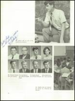 1968 East Bay High School Yearbook Page 120 & 121