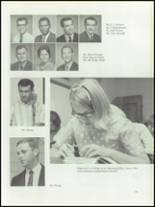 1968 East Bay High School Yearbook Page 122 & 123